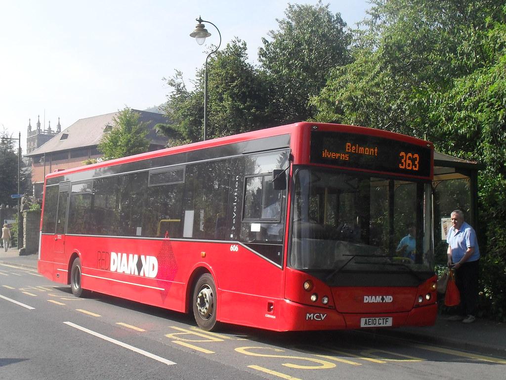 Red Diamond 609