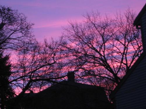 Livid Morning Sky