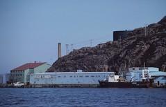 High Liner fishing vessel, St John's