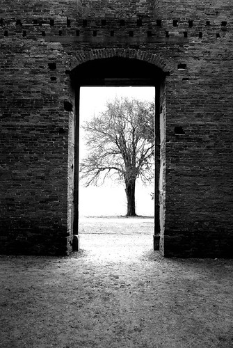 Doorway - Sutton Scarsdale Hall