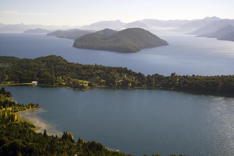 Vista desde Cerro Campanario