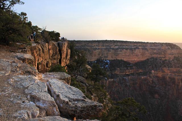 Grand Canyon Hopi Point - Arizona
