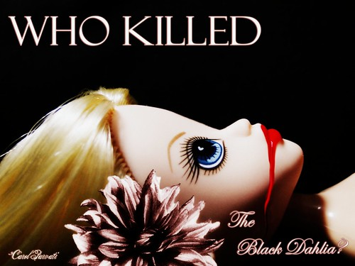 The Great Moxie REVOLUTION - Unsolved Murder Mysteries: The Black Dahlia - Avery