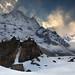Annapurnako saindutegia by DavidCidrePhotography