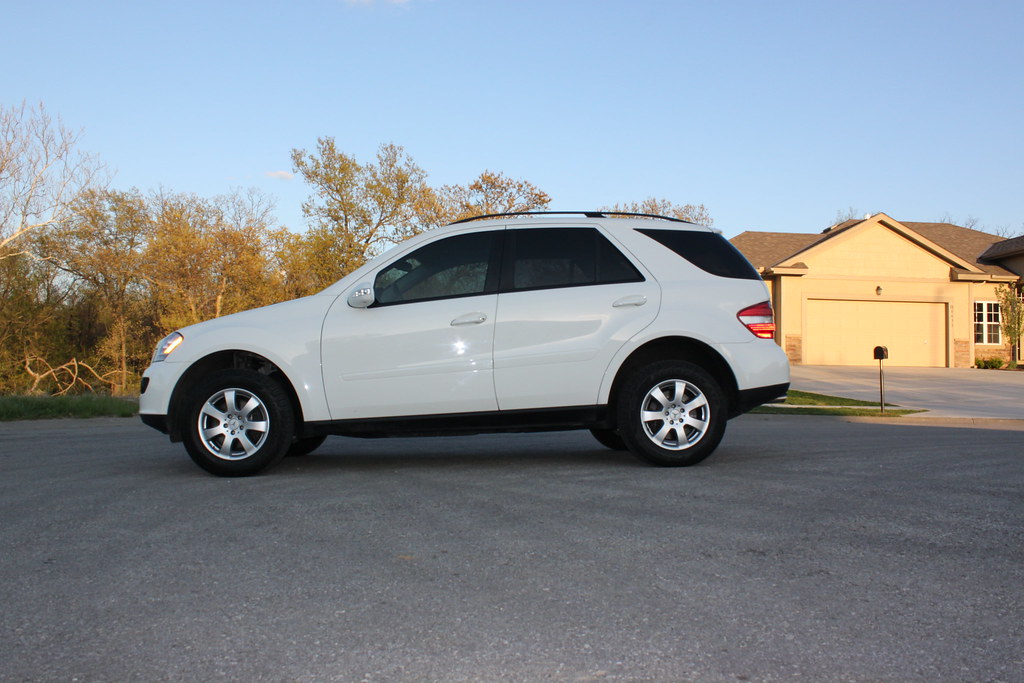 2006 mercedes benz ml350 new tires winter is coming for Mercedes benz winter tires