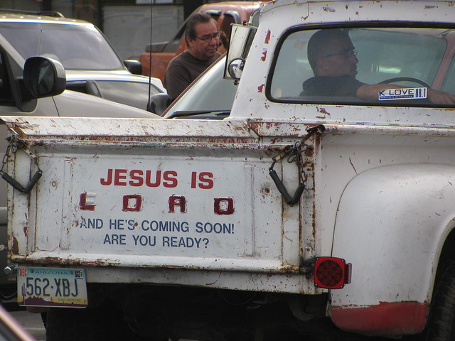Jesus is Ford