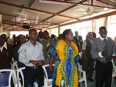 GGM Impact Conference in Eldoret with Pr Nicholas Juma