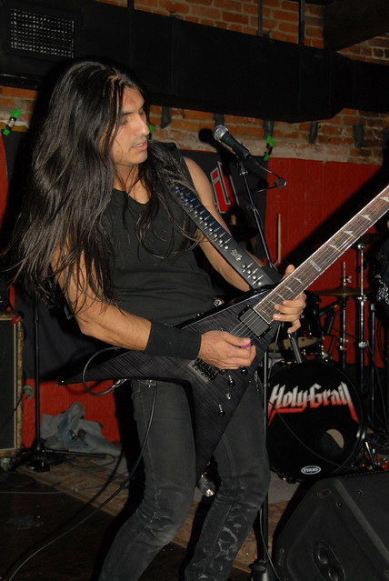 Holy Grail Metal Band Tour Dates