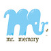 Logo Experimentation: Mr. Memory