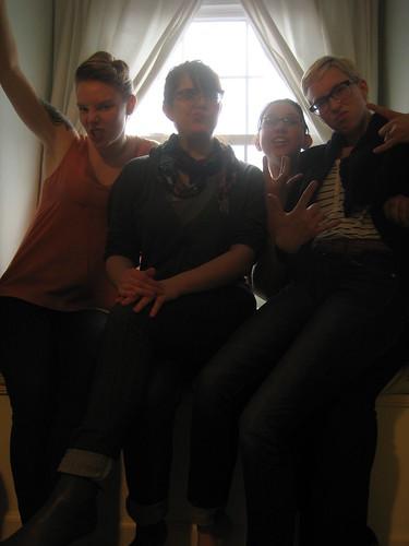 bachelorettes!