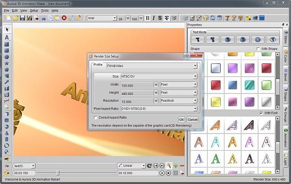 Aurora 3D Presentation v13.07.02 Full