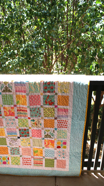 Pretty Summer Picnic Quilt