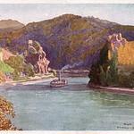 Burg Werfenstein und Insel Wörth 04