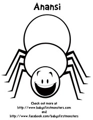 anansi coloring pages - ihascupquake coloring pages coloring pages