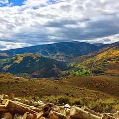 Full blown fall in the Vail Valley.