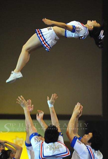 Cheerleading moments