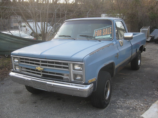 Home » 80s Model Chevy Trucks For Sale