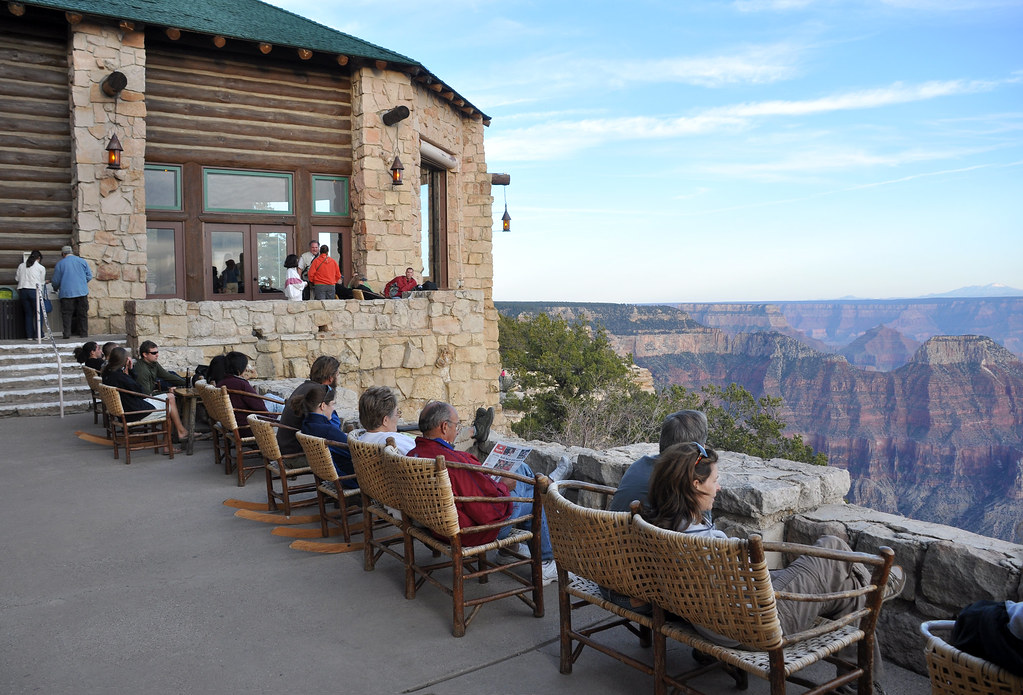 Grand Canyon Lodge North Rim 0126