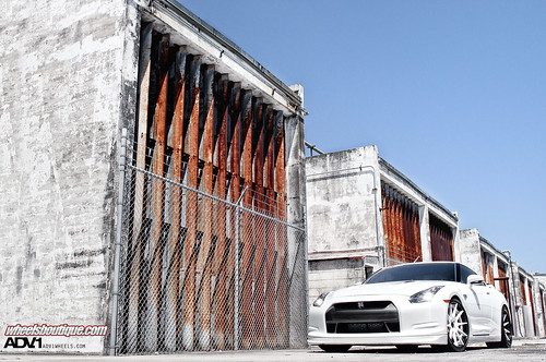 ADV.1 Wheels Boutique Nissan GTR R35