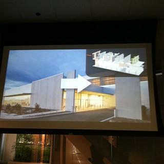 Facebook's datacenter photo.