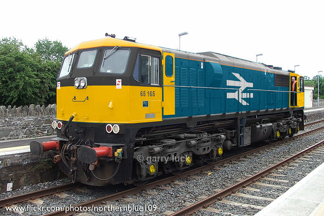 British Rail General Motors Emd Diesel Locomotive Fiction Flickr Photo Sharing