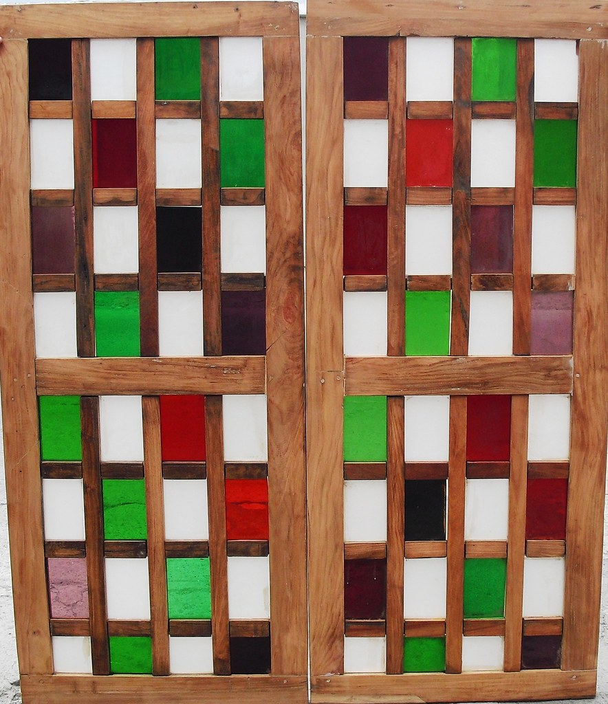 Window panel shades panel shades 5 day blinds for Coloured glass panels