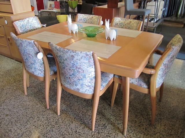 heywood wakefield dining chairs chair pads cushions