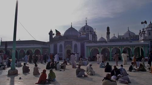 Bhit Shah in Sindh, Pakistan - January 2011