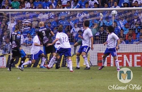 SONY DSC Puebla FC derrota 2-0 a Cruz Azul Estadio Cuauhtémoc por LAE Manuel Vela 56