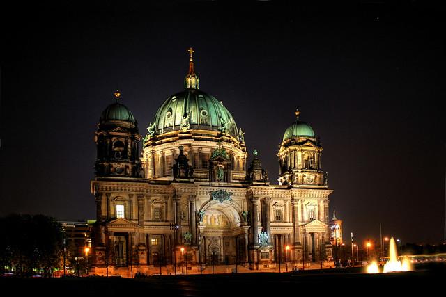 Berlin - Berliner Dom 01