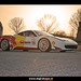 Ferrari 458 Challenge at Sunset by terpstra.peter