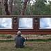 McClelland Sculpture Park: A Moment of Media-tation by hradcanska