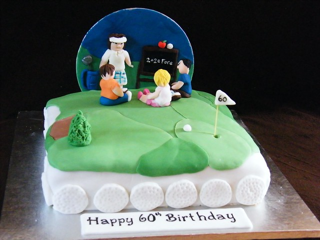 Golf Cake Decorating Kits