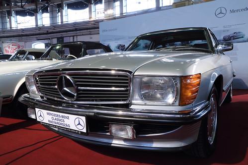 Mercedes-Benz R107 300 SL