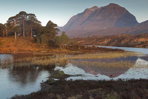 scotland day clear torridon westerross munro liathach scotspine canon24105f4l lochclair canoneos5dmarkii leecircularpolarizer lee06ndhardgrad