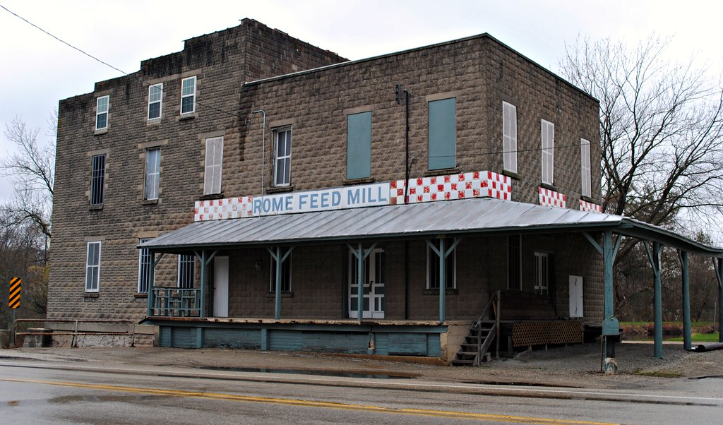 Rome Feed Mills | Rome, Wisconsin is in Jefferson County ...