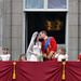 Royal Wedding - Actual First Kiss