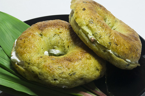 ramps bagels by The 3 Foragers