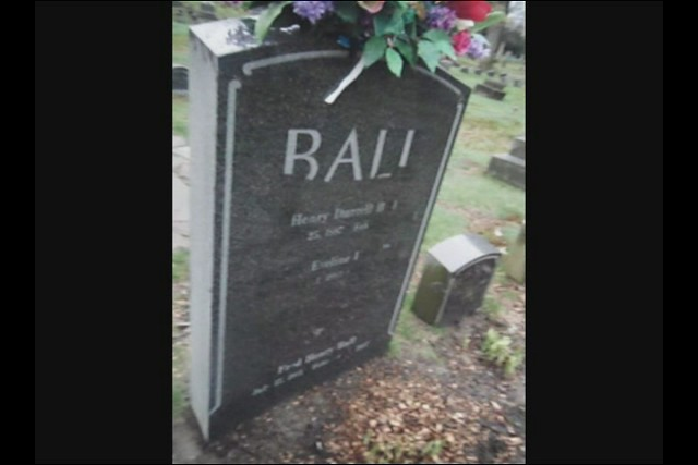 Video Of Lucille Ball 39 S Grave Flickr Photo Sharing