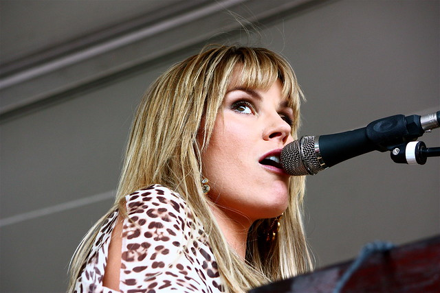 Grace Potter - Byron Blues Festival Schedule