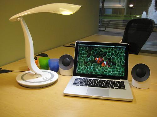 led lamp fixture