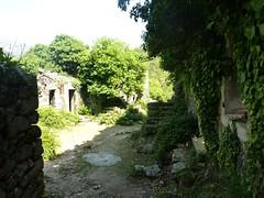 Village ruiné de Tassu vers Marignana