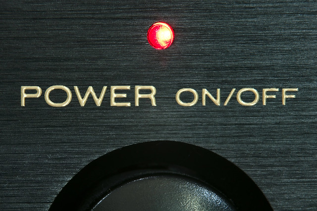 Power on/off from Flickr via Wylio
