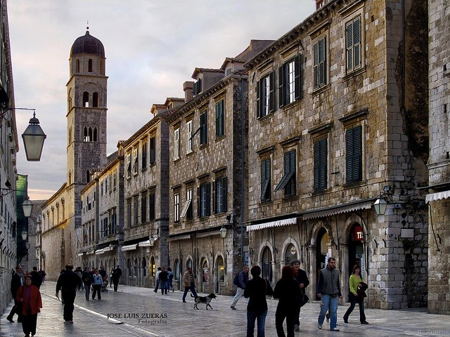 Placa-Stradun  Dubrovnik