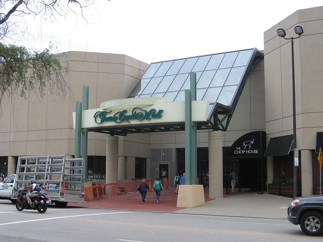 Charleston Town Center Mall Food Court