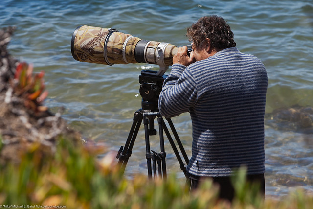 Lens by Flickr CC Mike Baird