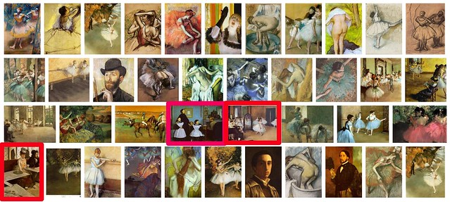 [ D ] Edgar Degas GiMS 07.11