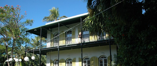 Hemingway home, Key West