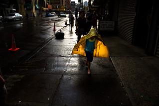 Famous Yellow Raincoat
