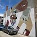 Collingwood Mural by Two One, Ghost Patrol & Reka One by wiredforlego